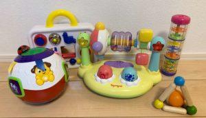 おもちゃ全部